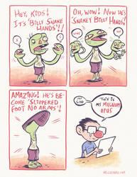 Daily Comic 505 by nellucnhoj
