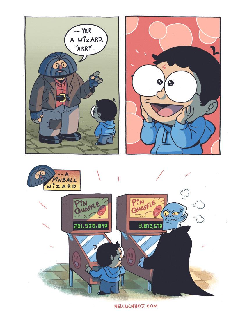 Comic 1318 by nellucnhoj