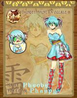 Pokimono Application - Pheobe by iNintendo