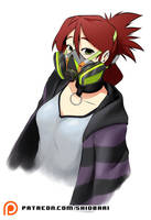 Respirator by Shio-bari