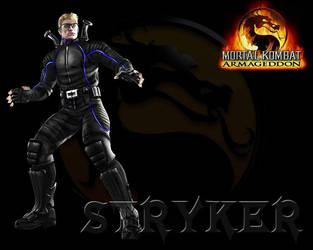 Stryker Armageddon by StrykerFanMK