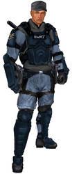 Stryker MK9 Alt costume by StrykerFanMK
