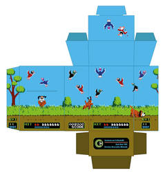 Duck Hunt Box by Moomuu