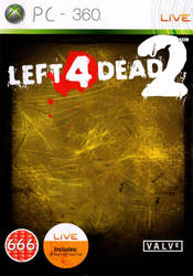 Left 4 dead 2 Red's VGPC 2012 by Khyrpa