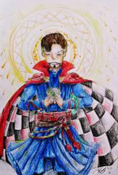 Time Sorcerer by CsavarNat16