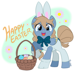 Happy Easter! by BUBBLE89
