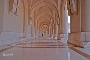 Passage Way by Gerjen