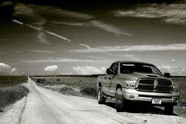 Dodge by horai