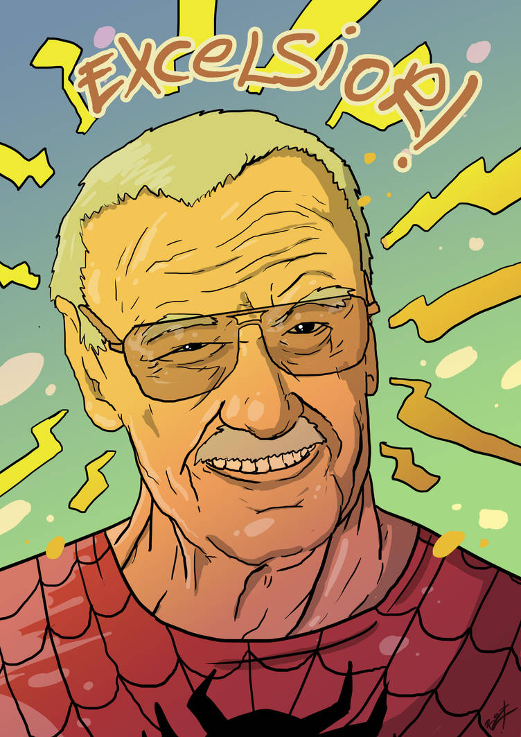 RIP Stan Lee - Dreamer who made dreamers by Rezon23