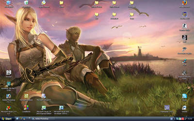 My Desktop by Bj83