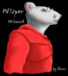 Wisper, the Rattonga-Wizzard by Bj83