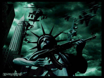 This Is War by kamusaquario