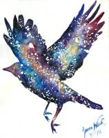 The Night Bird by jeanlee19