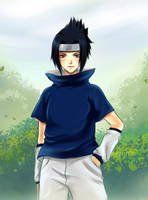 Sasuke kun by leejun35