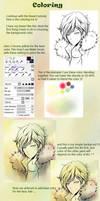 coloring tutorial by leejun35