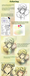 coloring tutorial by leejun35