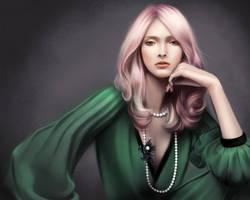 portrait by leejun35