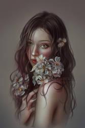 Portrait Girl by leejun35