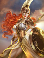 Athena by leejun35