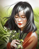 Selfportrait by leejun35