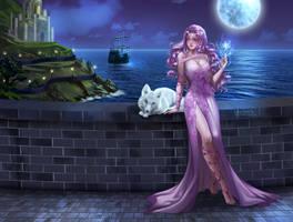 [commission] Avandra by leejun35