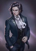 Commission:: boy by leejun35