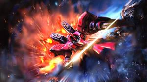 Gundam by RikaMello