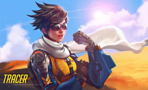 tracer by RikaMello