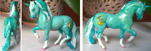 Lyra horse model by QueenAnneka