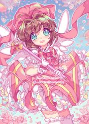Card Captor Sakura by KokoTensho