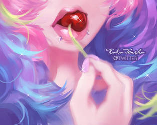Cherry by KokoTensho
