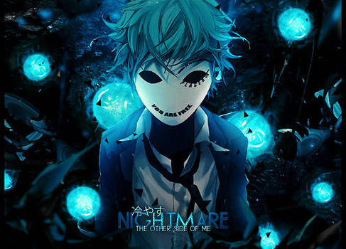 Nightmare by Madam-Mannal
