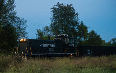 NS B55 switching 2 by wolvesone
