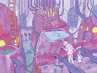 Underworld by Yiannisun