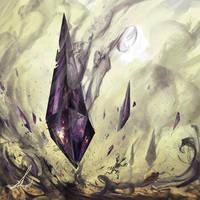 Dark Crystal by Petros-Stefanidis