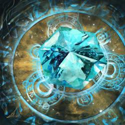 Dispelling Crystal by Petros-Stefanidis