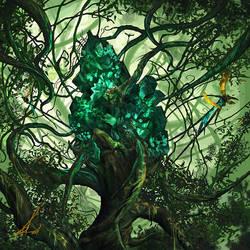 Overgrown Crystal by Petros-Stefanidis