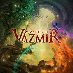Wizards of Vazmir by Petros-Stefanidis