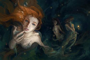 Spirits of Winter by Petros-Stefanidis