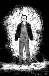 Sam Winchester, ex-blood junkie by alliartist