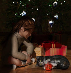Picture of Christmas by Fonpaolo