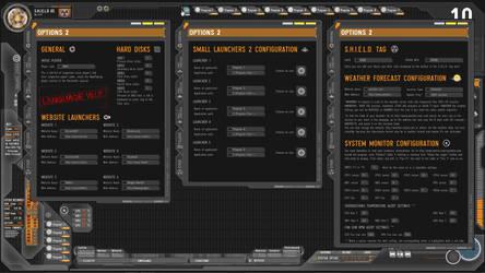My SHIELD Desktop part 3 of 3 by Fonpaolo
