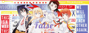 EOTW Entry: False Love by NekoCrystal-Chii