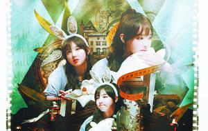 Bunny - Im Nayeon by NekoCrystal-Chii