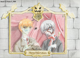 Happy Halloween by ChaosCurry