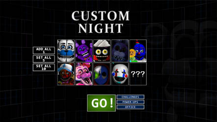 Cn try-outs for upcoming game !RULES IN DESC! by Fnaf-lover1352
