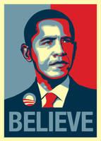 Obama - Obey by Kev89