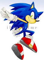 Sonic. by ihearrrtme