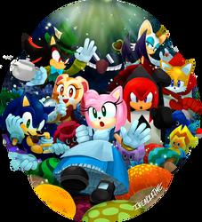 Amy in Wonderland by ihearrrtme