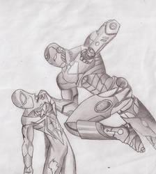 Civil war by Enrique23